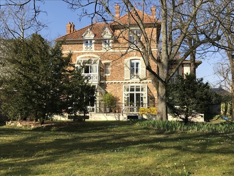 Vente de prestige maison / villa Le vesinet 1 890 000€ - Photo 1