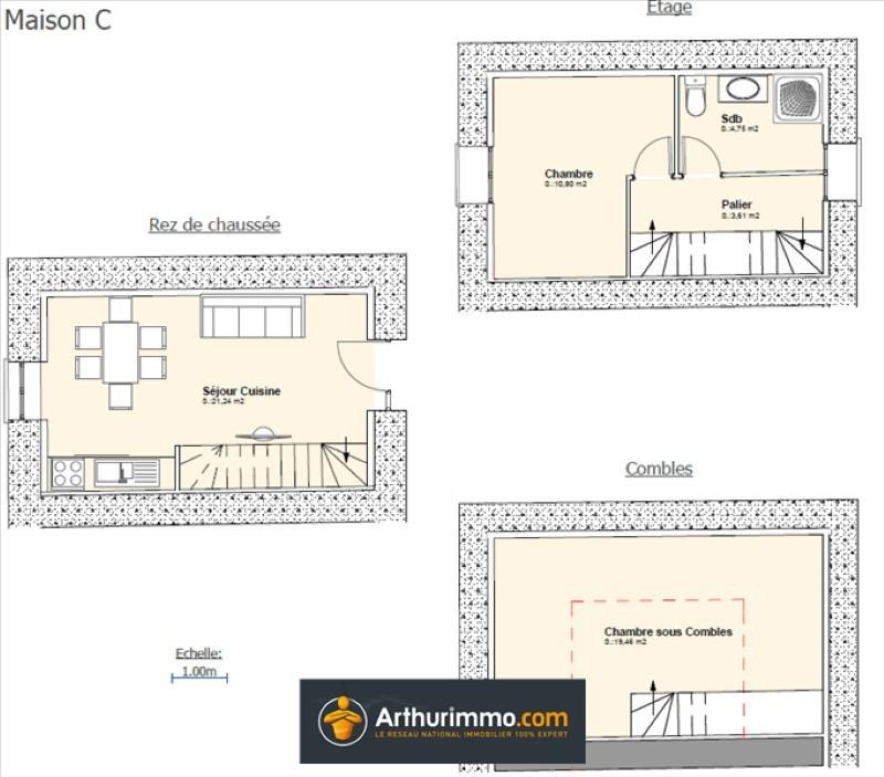 Vente maison / villa Morestel 69000€ - Photo 2