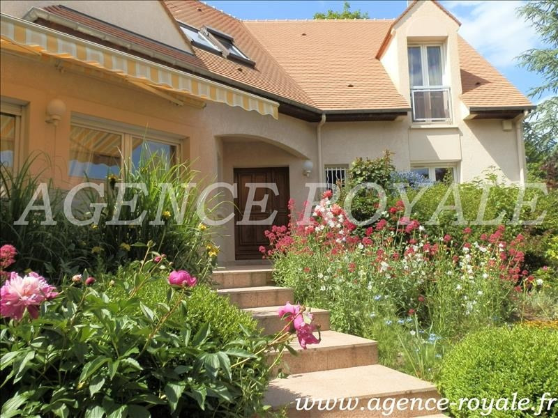 Sale house / villa Mareil marly 895000€ - Picture 1