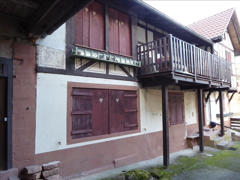 Vente maison / villa Rothbach 115 000€ - Photo 2