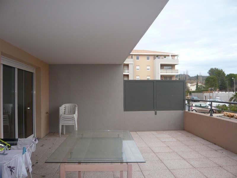 Rental apartment Aix en provence 829€ CC - Picture 1