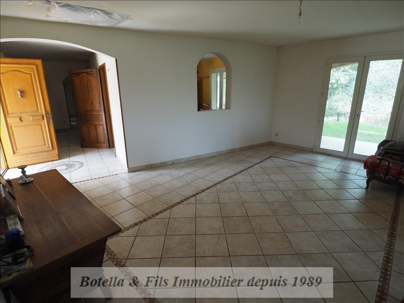 Venta  casa Barjac 308500€ - Fotografía 6