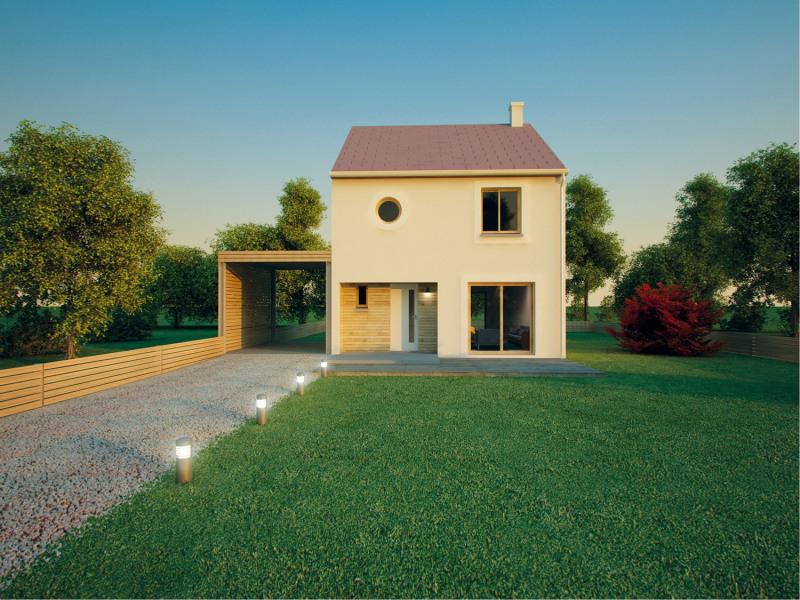 Maison  5 pièces + Terrain 216 m² Vert-Saint-Denis par ESQUISS CONSTRUCTION