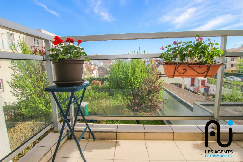 Vente appartement Asnieres sur seine 387 000€ - Photo 1