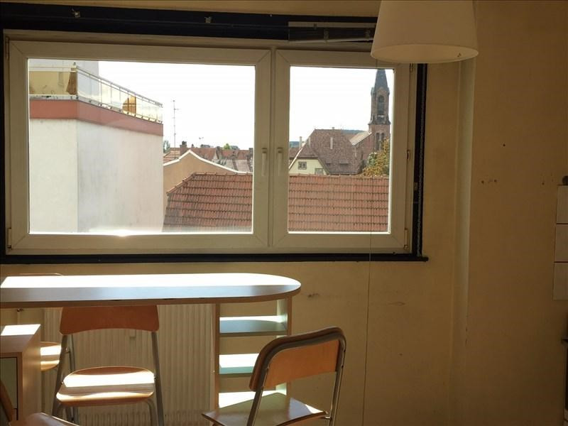 Vente appartement Strasbourg 77 000€ - Photo 4