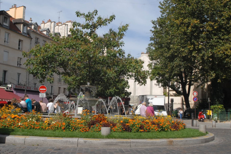 Venta  apartamento Paris 5ème 275000€ - Fotografía 14
