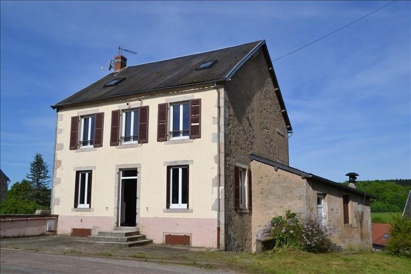 Vente maison / villa St brisson 86400€ - Photo 1