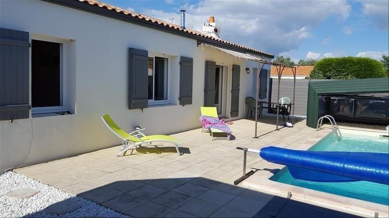 Sale house / villa Jard sur mer 278720€ - Picture 1