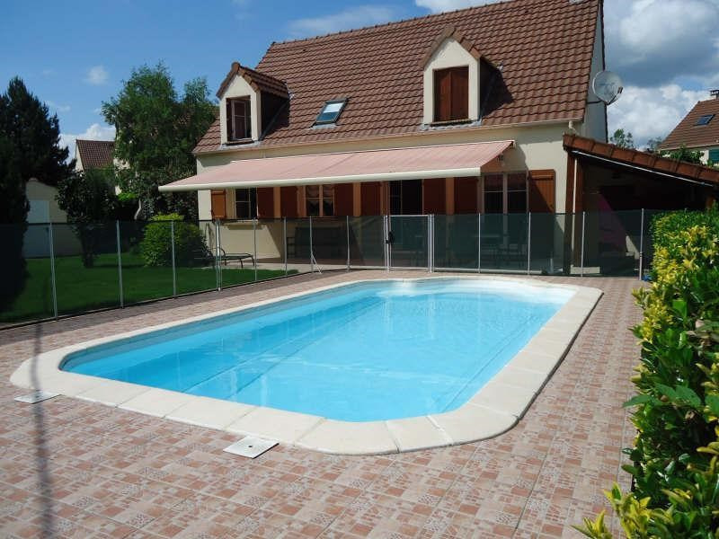 Sale house / villa Lesigny 475 000€ - Picture 1