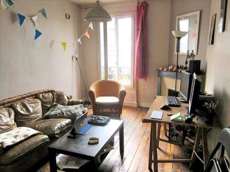 Vente appartement Paris 19ème 295000€ - Photo 2