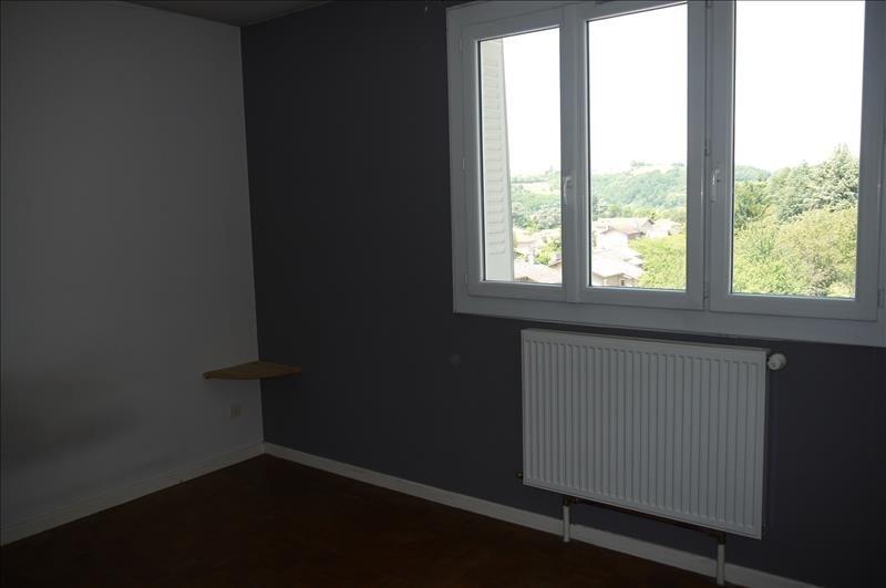 Verkoop  appartement Pont eveque 109000€ - Foto 5