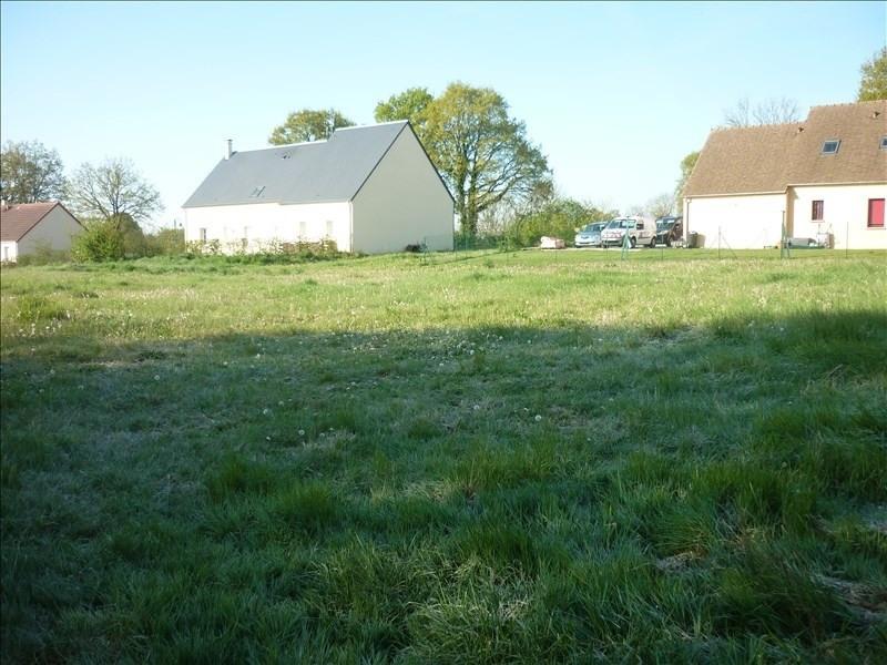 Vente terrain Bazoches sur hoene 34000€ - Photo 4