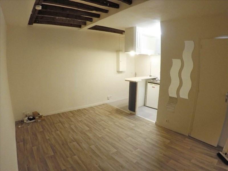 Sale apartment Paris 19ème 180000€ - Picture 2