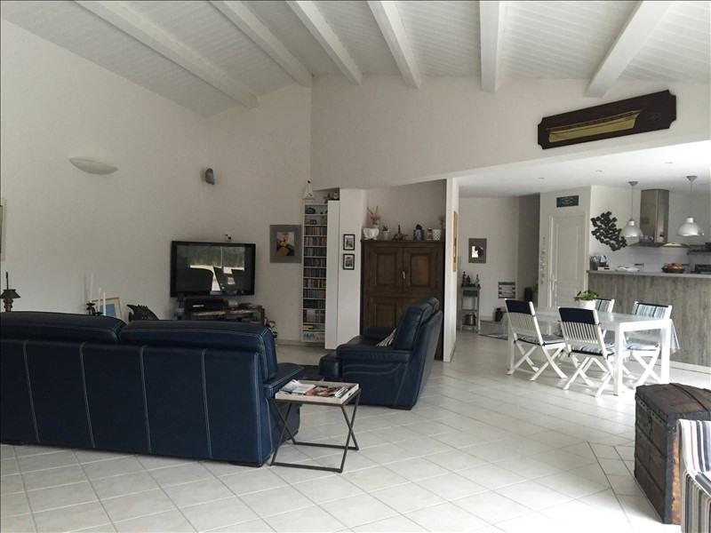 Vente maison / villa Jard sur mer 416000€ - Photo 2