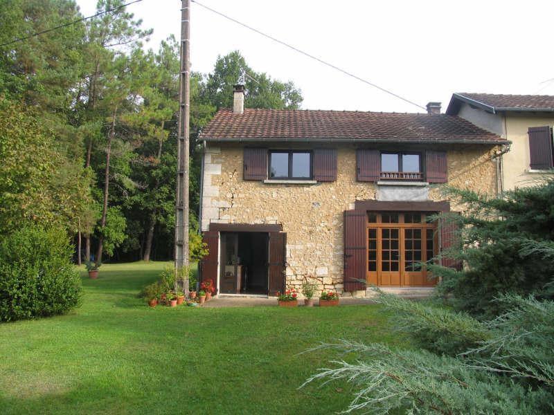 Sale house / villa La chapelle faucher 148900€ - Picture 1