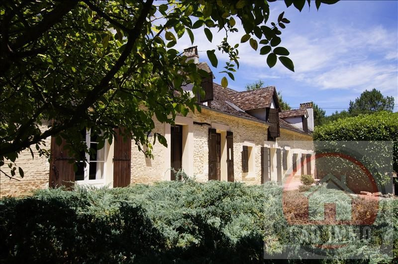 Sale house / villa Lembras 549000€ - Picture 1