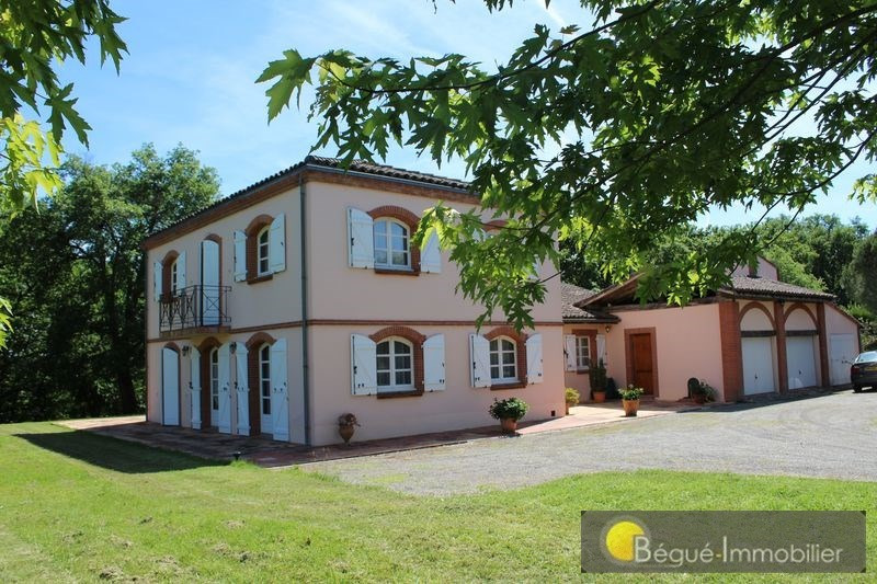 Vente de prestige maison / villa Pibrac 679000€ - Photo 1
