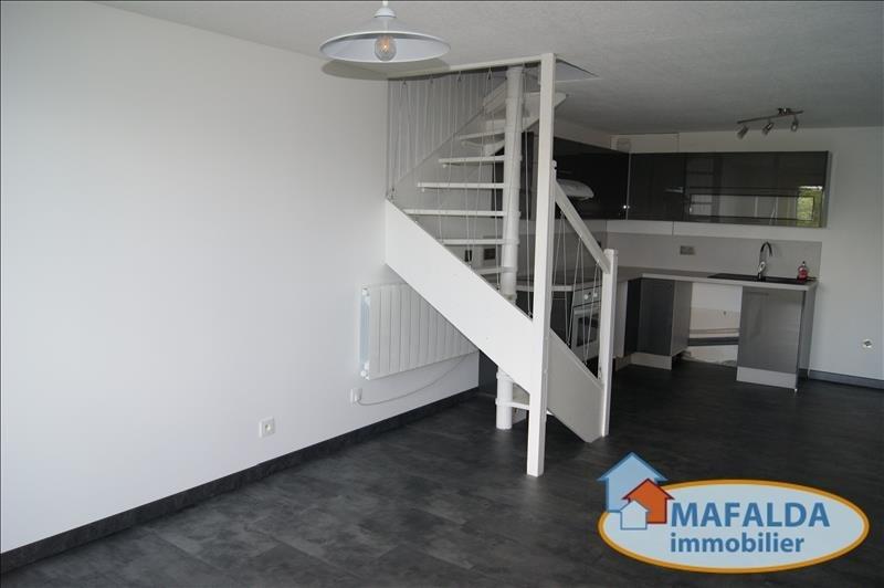 Sale apartment Mont saxonnex 138000€ - Picture 2