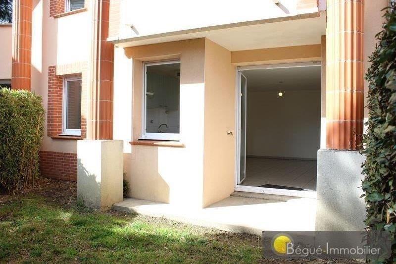 Sale apartment Colomiers 116000€ - Picture 1
