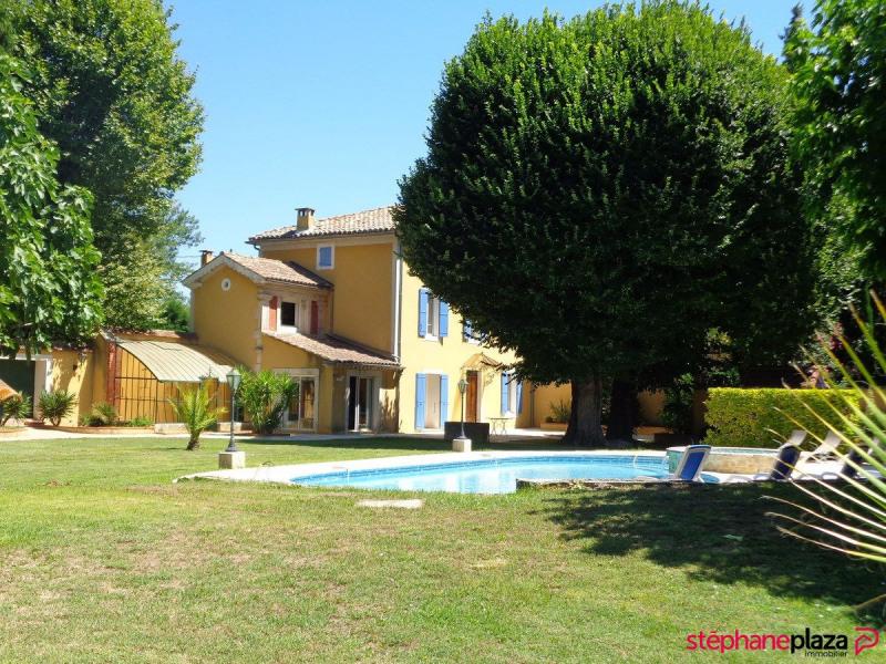Vente de prestige maison / villa Entraigues sur la sorgue 870000€ - Photo 1