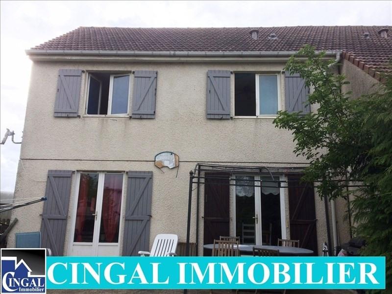 Vente maison / villa Mezidon canon 105000€ - Photo 1