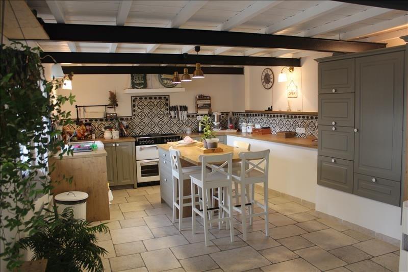 Sale house / villa Puisserguier 302000€ - Picture 4