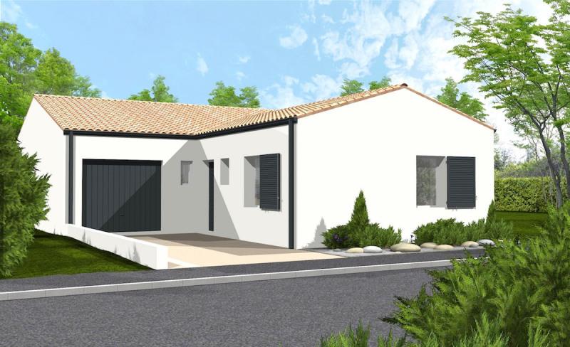 Maison  5 pièces + Terrain 406 m² Rochefort par SOLIS CONSTRUCTION