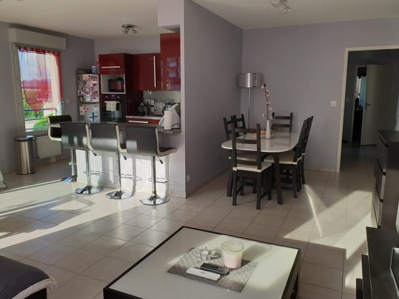 Sale apartment La motte servolex 219 000€ - Picture 1