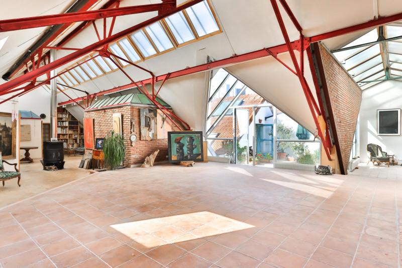 Vente de prestige loft/atelier/surface Courbevoie 1095000€ - Photo 3