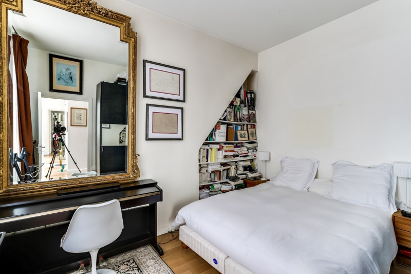 Deluxe sale apartment Paris 8ème 1 170 000€ - Picture 8