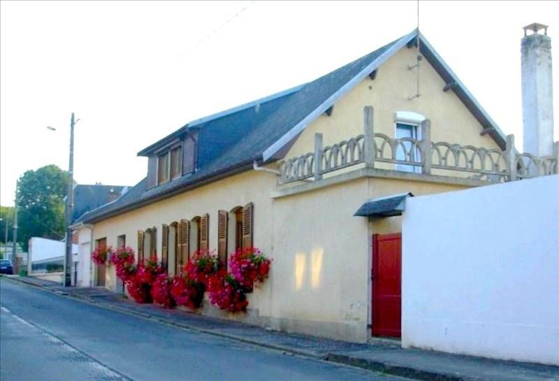 Vente maison / villa Peronne 122000€ - Photo 1