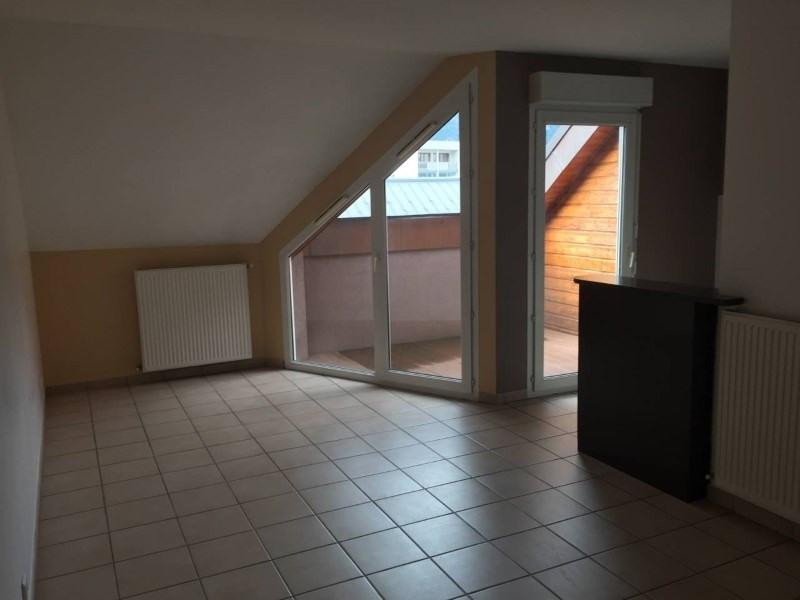 Rental apartment Bonneville 660€ CC - Picture 1