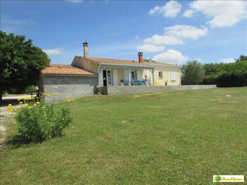 Sale house / villa Aigre 133000€ - Picture 10