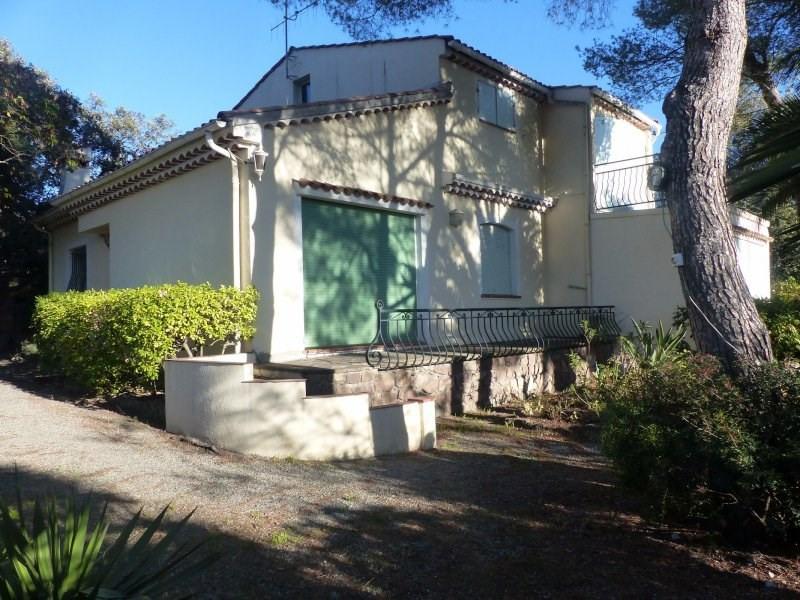Sale house / villa St raphael 550000€ - Picture 1