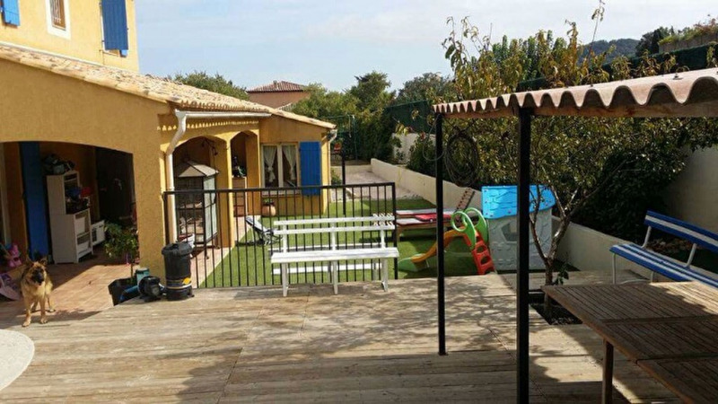 Vente de prestige maison / villa La crau 560000€ - Photo 5