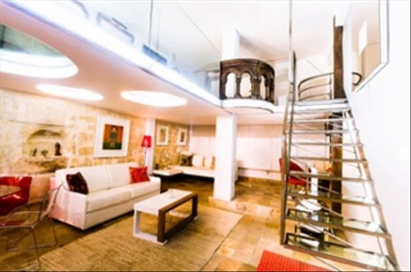 Sale apartment Paris 4ème 775000€ - Picture 1