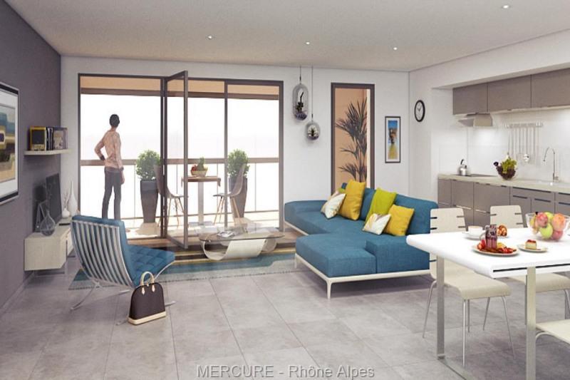 Deluxe sale apartment Lyon 7ème 710000€ - Picture 2