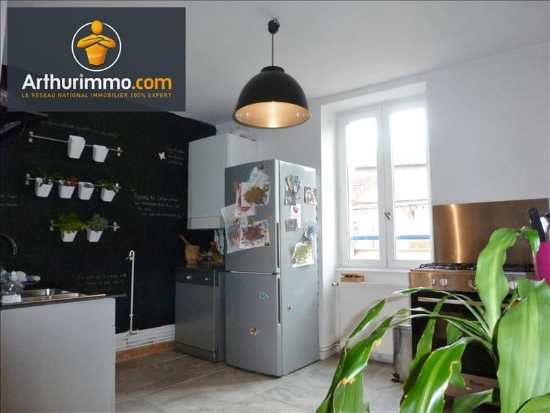 Vente appartement Roanne 122000€ - Photo 2