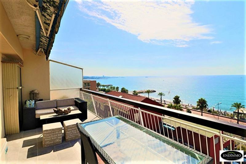 Sale apartment Cagnes sur mer 500000€ - Picture 4