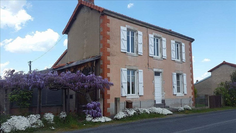 Sale house / villa St alban les eaux 115000€ - Picture 1