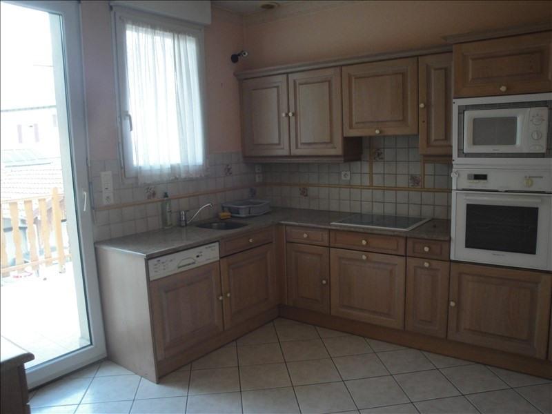 Vente maison / villa Audincourt 124000€ - Photo 2