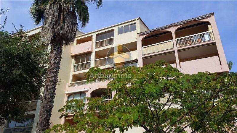 Sale apartment Sainte maxime 107000€ - Picture 1