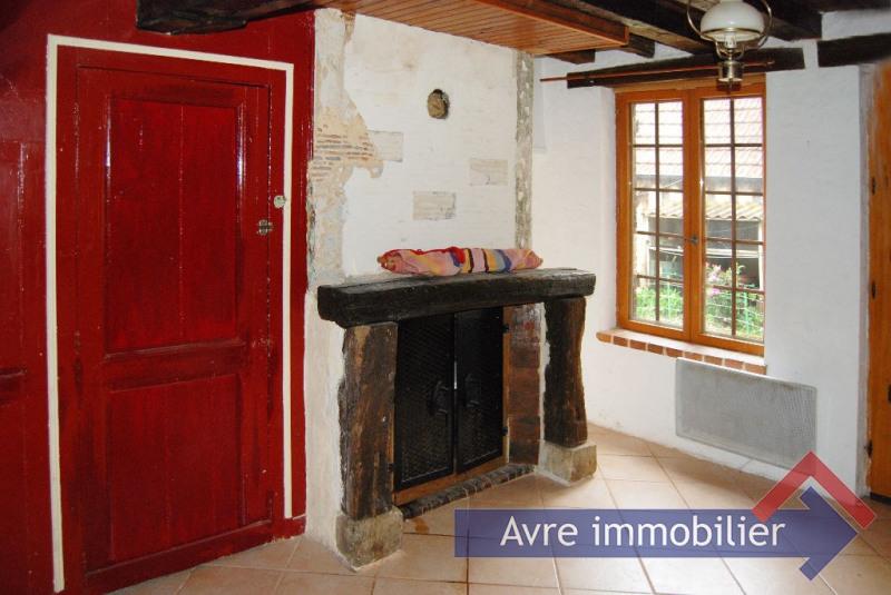 Sale house / villa Verneuil d avre et d iton 97500€ - Picture 2