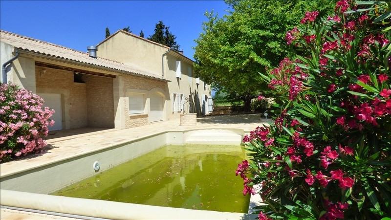 Vente de prestige maison / villa Sarrians 620000€ - Photo 1