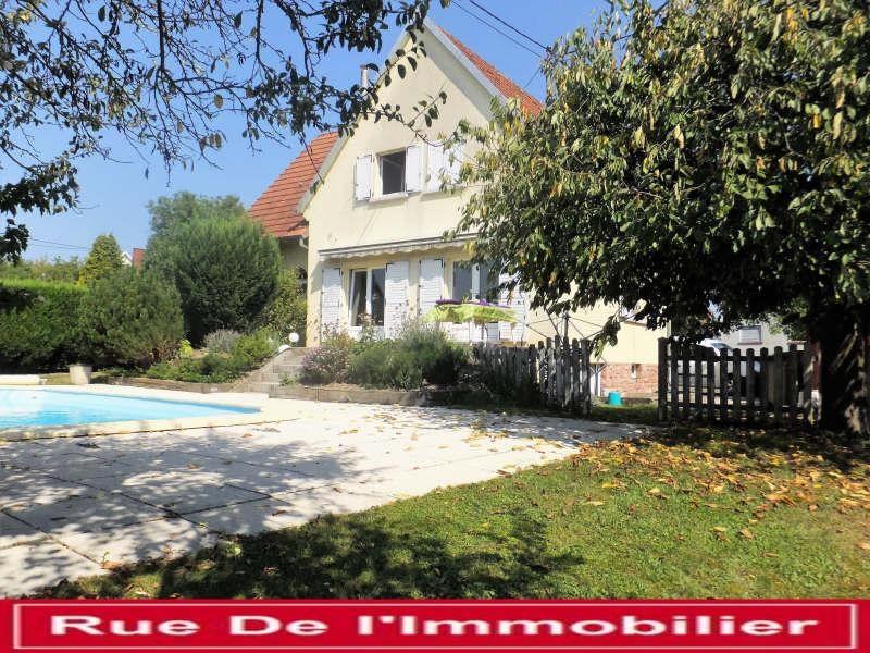 Sale house / villa Haguenau 264500€ - Picture 1