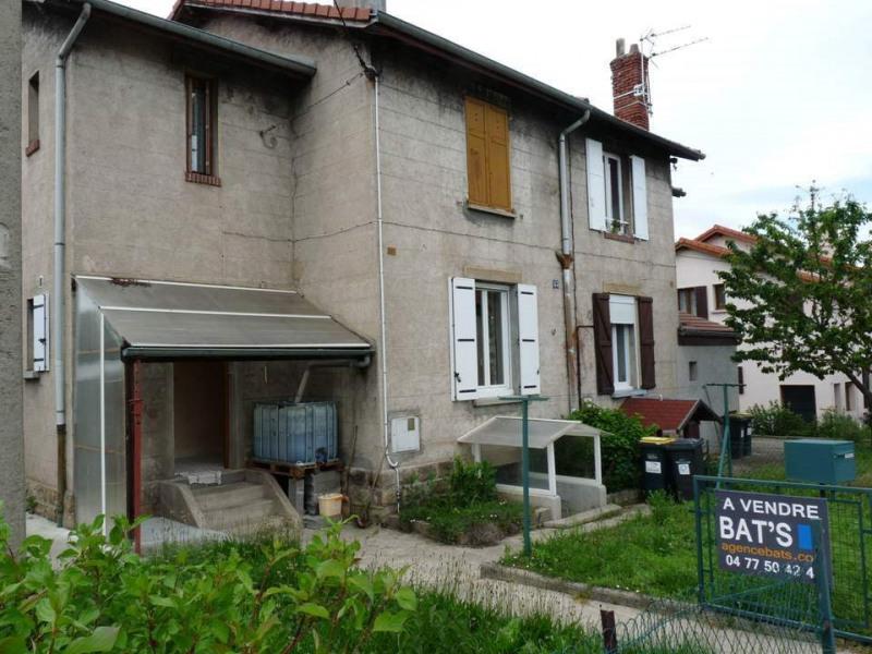 Sale apartment Roche-la-moliere 85000€ - Picture 1