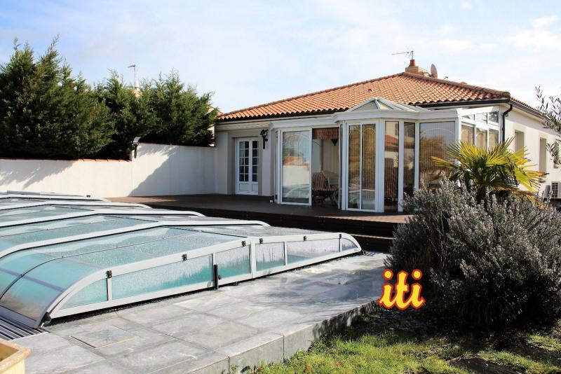 Vente maison / villa Chateau d olonne 499000€ - Photo 1