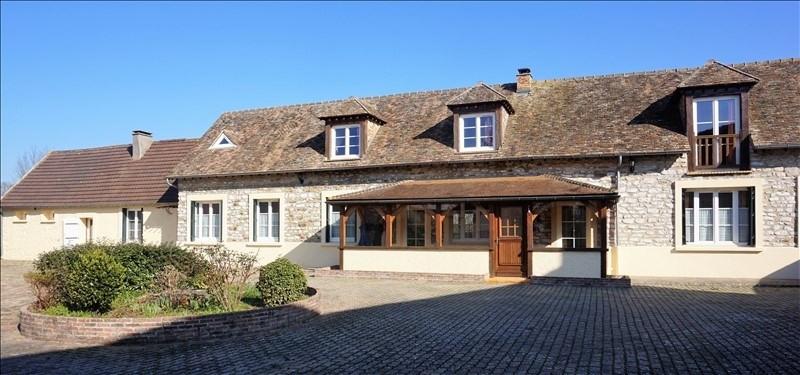 Sale house / villa Septeuil 15 mn 790000€ - Picture 2