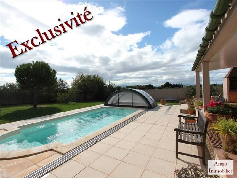 Vente maison / villa Salses le chateau 349 000€ - Photo 1
