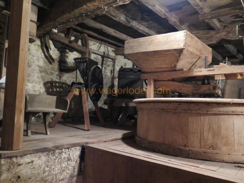 Vendita nell' vitalizio di vita casa La chapelle gresignac 122300€ - Fotografia 6